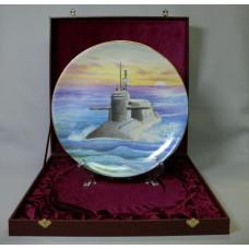 Подарок подводнику  - подводная лодка (24 см)