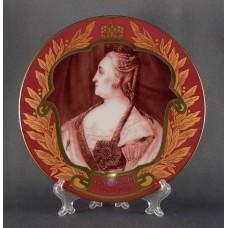 Золотая коллекция «Императоры России» Екатерина 2 (12см)