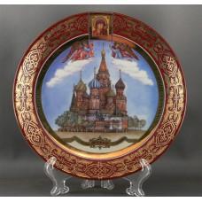 Храм Василия Блаженного  (24 см)